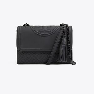 FLEMING MATTE CONVERTIBLE SHOULDER BAG